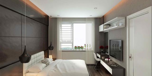 Nội thất cao cấp căn hộ chung cư 349 Vũ Tông Phan Riverside Garden (ghi rõ trong Hợp đồng)