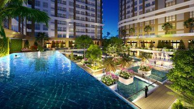 Chung cư Sunshine Garden – Liền kề Times City – Hưởng lợi cực lớn