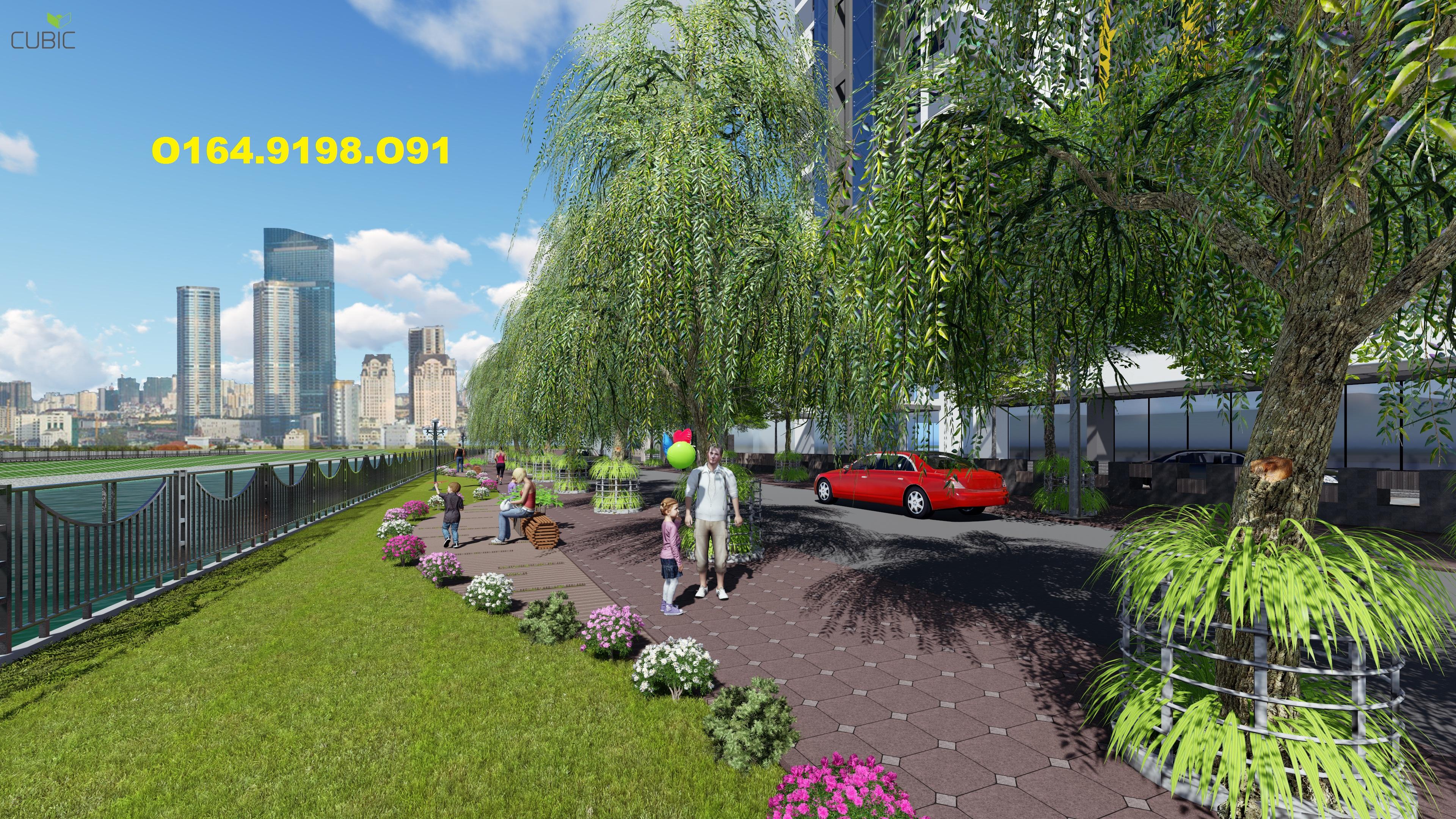 Cay-xanh-o-chung-cu-xanh-349-vu-tong-phan-riverside-garden