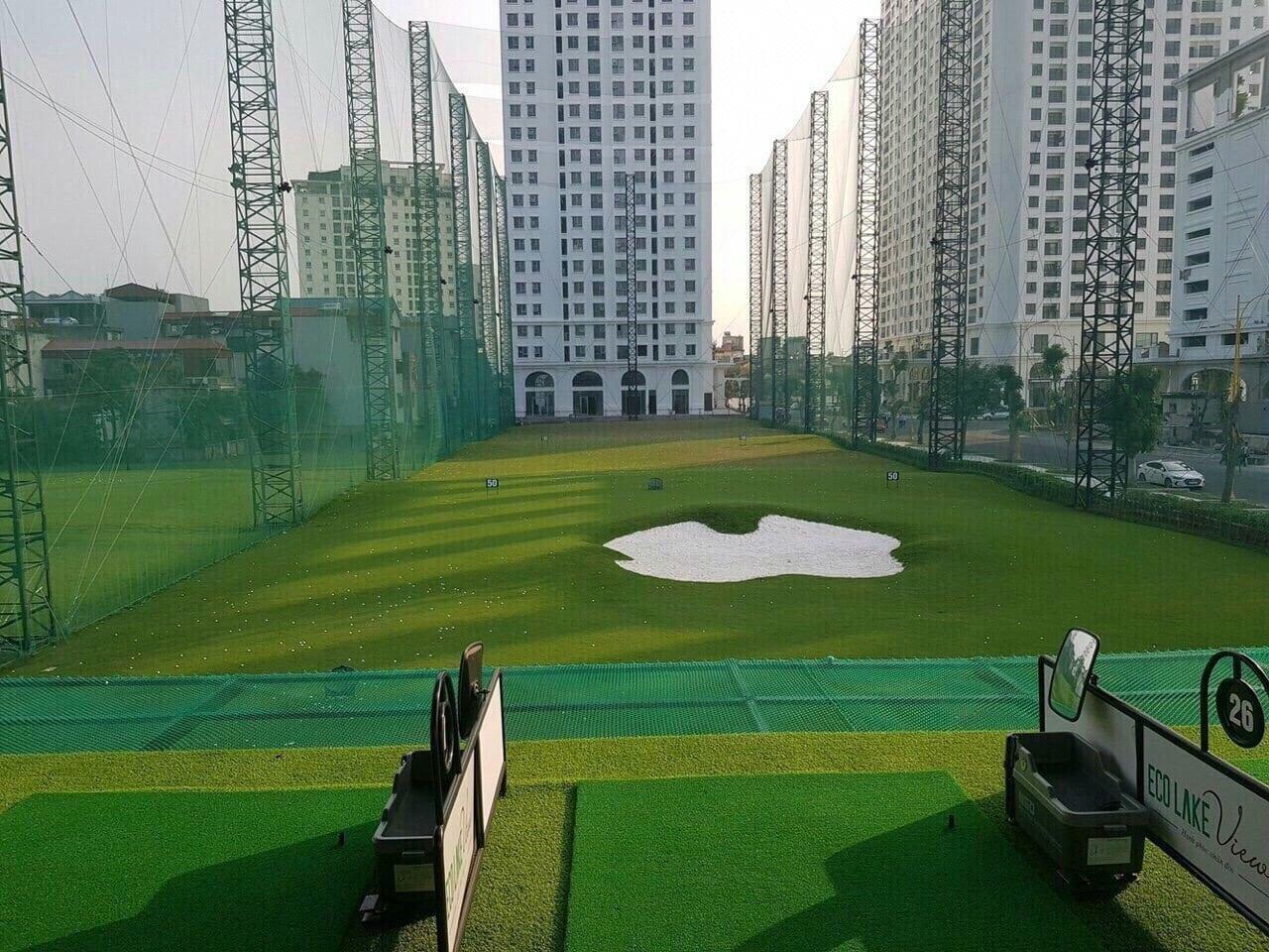 Chung cư Eco Lake View sở hữu mật độ xây dựng 20,7% hiếm hoi tại thủ đô Hà Nội
