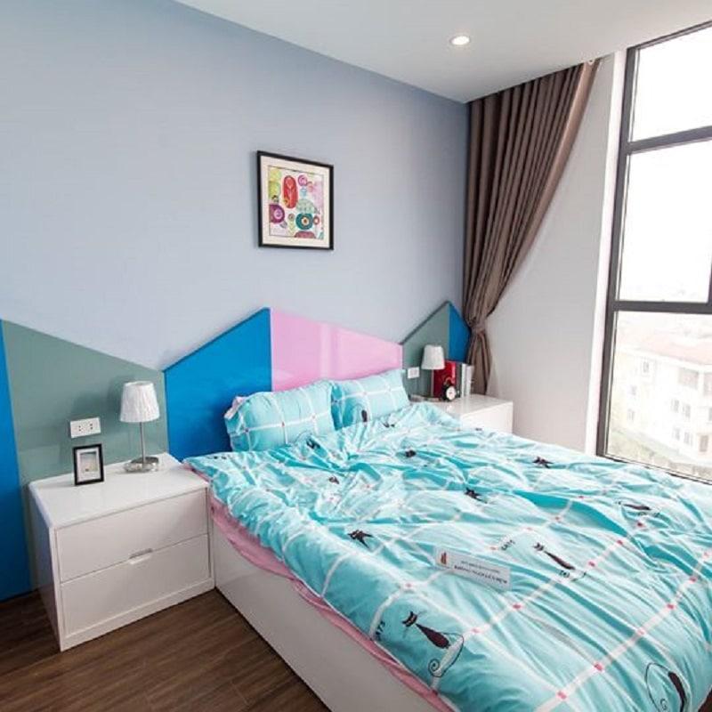 Phòng ngủ Dự án HPC 105 Hà Đông