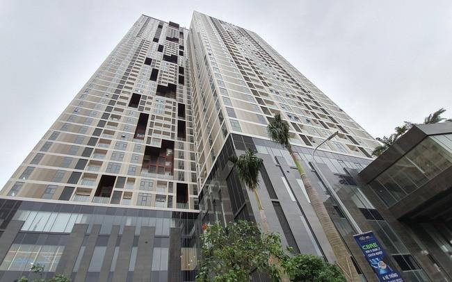 Ảnh thực tế Dự án Chung cư HPC Landmark 105