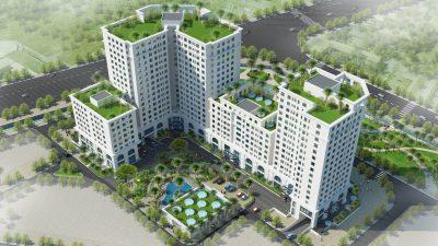 Chung cư Eco City Việt Hưng – Vườn sinh thái giữa Phố Đông Hà Nội