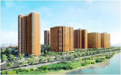 Chung cư Nghĩa Đô – Bản giao hưởng nội thành Hà Nội