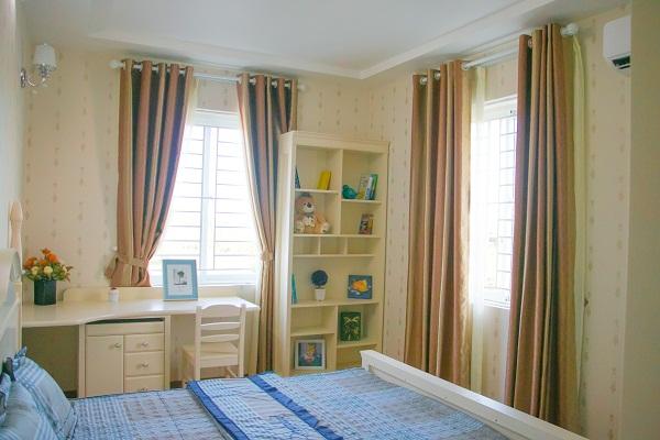 Phòng ngủ Chung cư Ruby City Việt Hưng