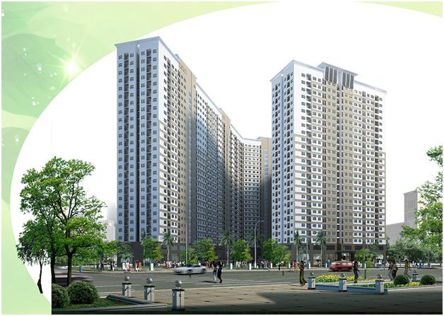 Chung cư Xuân Mai Complex mở bán tòa K, L