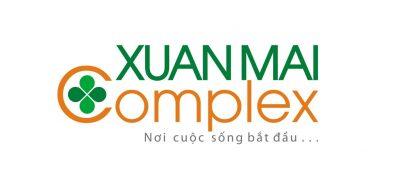 Logo chung cư xuân mai complex