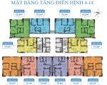 Thiết kế đột phá tại chung cư Smile Building Nguyễn Cảnh Dị – Đại Kim