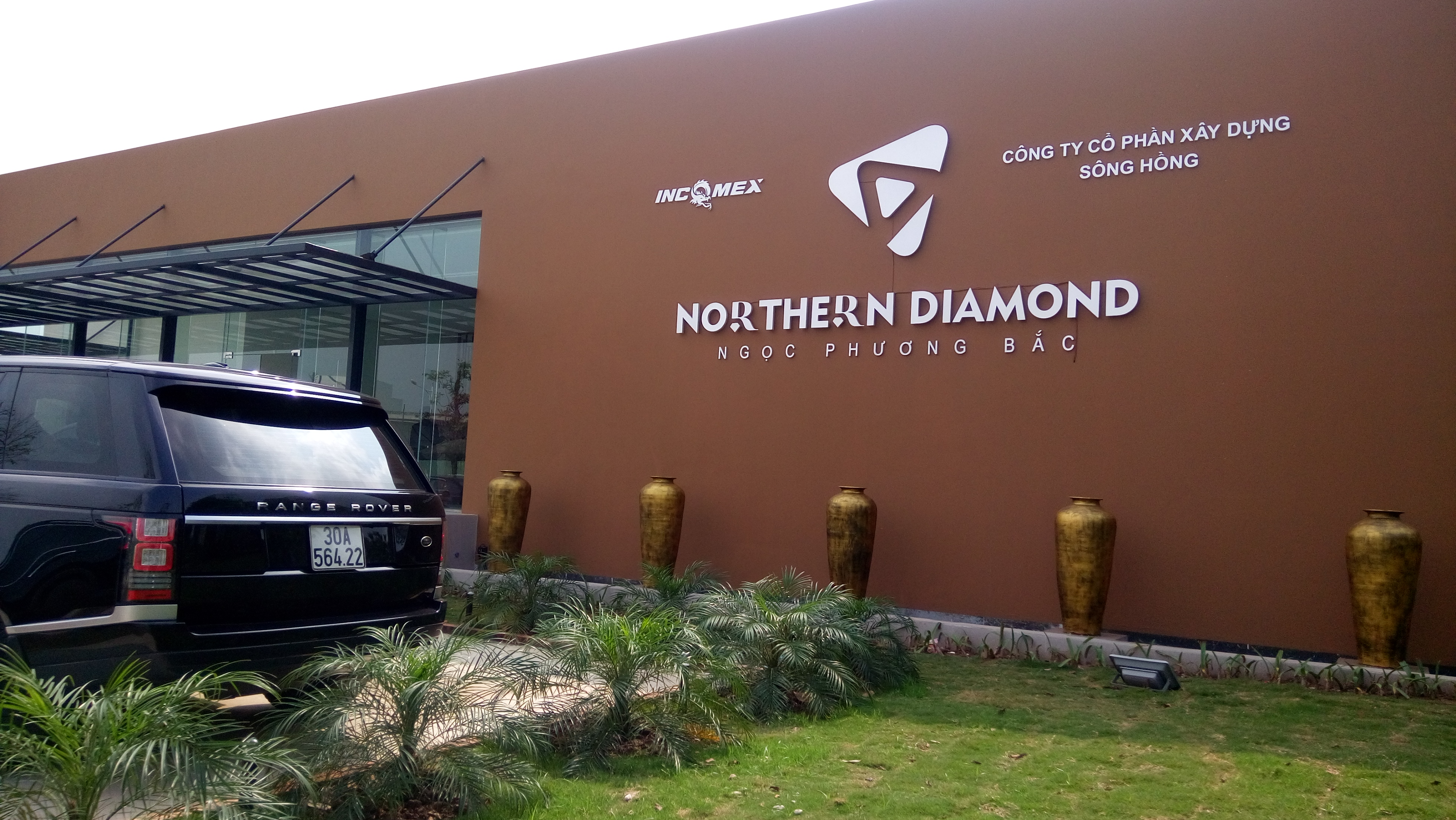 Nhà mẫu Chung cư Northern Diamond Ngọc Phương Bắc