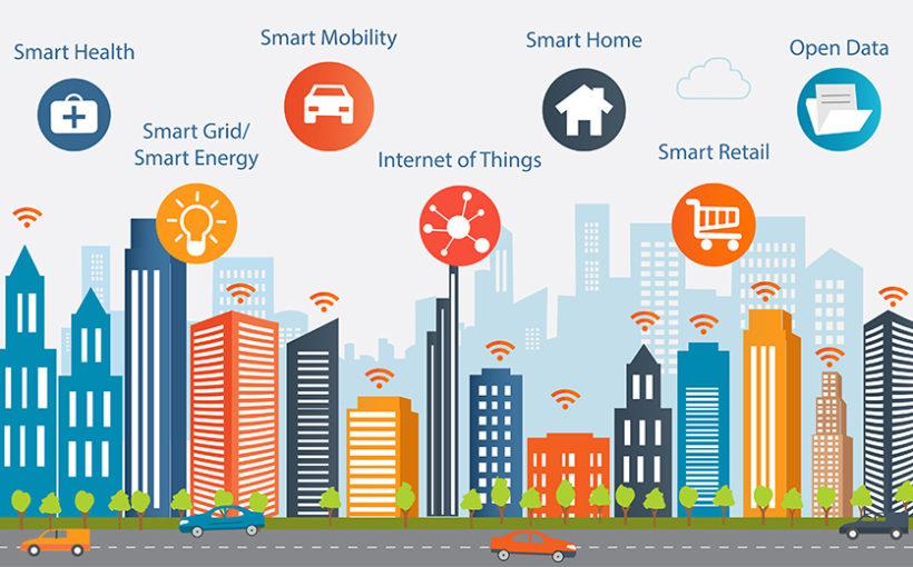 Vinhomes Smart City: Ý tưởng về một Thành Phố Thông minh ngay tại Thủ Đô Hà Nội