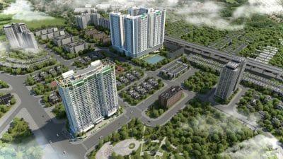 Chung cư Eco Dream Nguyễn Xiển – Xứ sở mộng mơ vành đai 3 Hà Nội