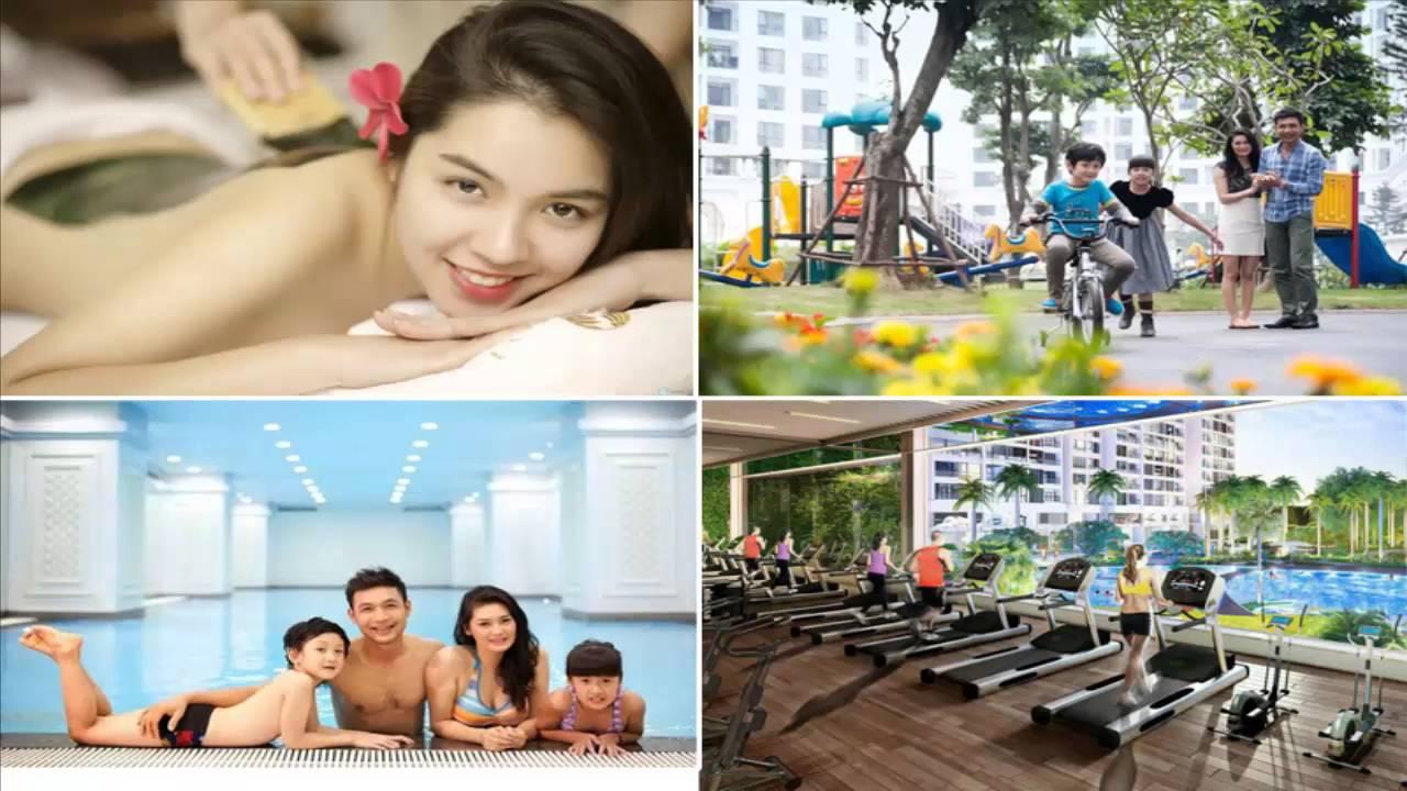 Tiện ích Spa, Gym, Thể thao ngoài trời tại Dự án Golden Land 275 Nguyễn Trãi