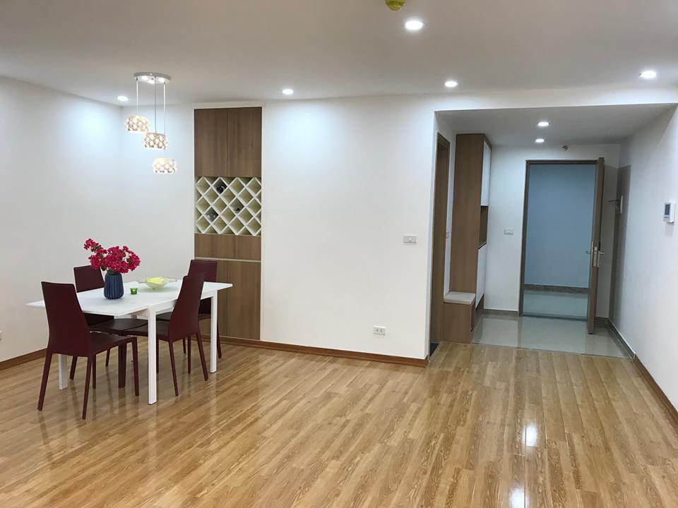 phòng khách Thống Nhất Complex
