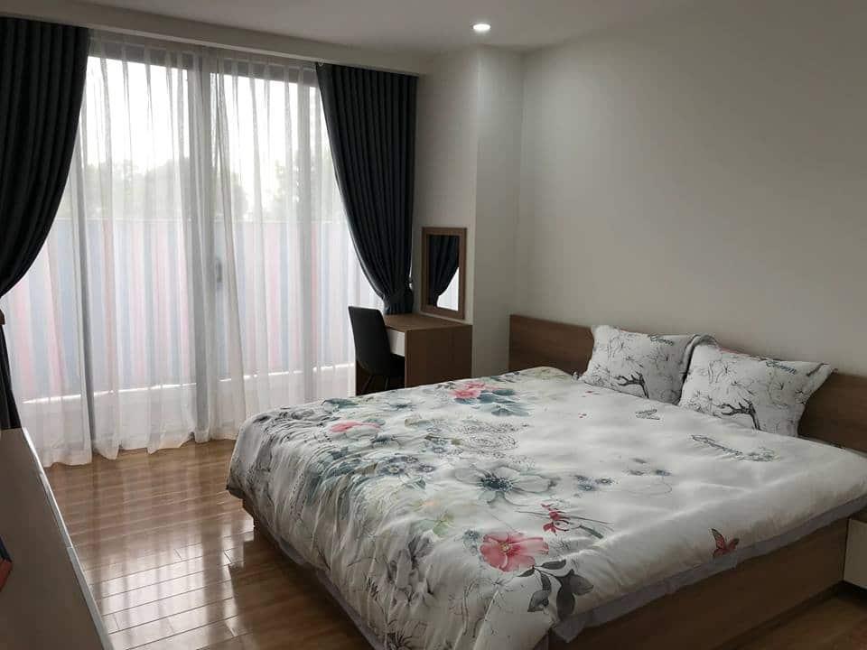 phòng ngủ Thống Nhất Complex
