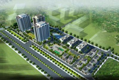 Chung cư CT15 Việt Hưng Green Park – Mái nhà Xanh Hà Nội