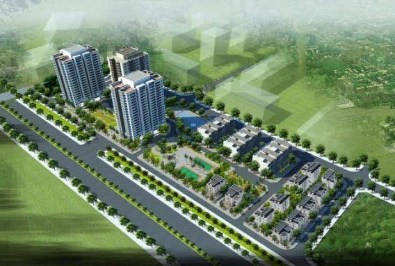 Chung cư CT15 Việt Hưng - Green Park