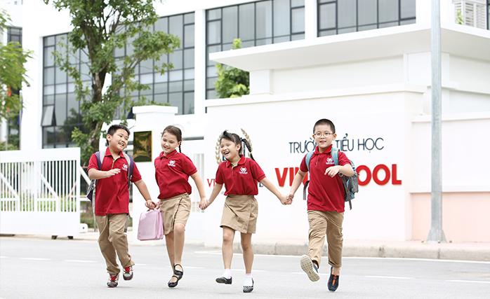 Hệ thống trường học đa cấp tại Vinhomes Gallery là nơi nuôi dưỡng tài năng cho đất nước
