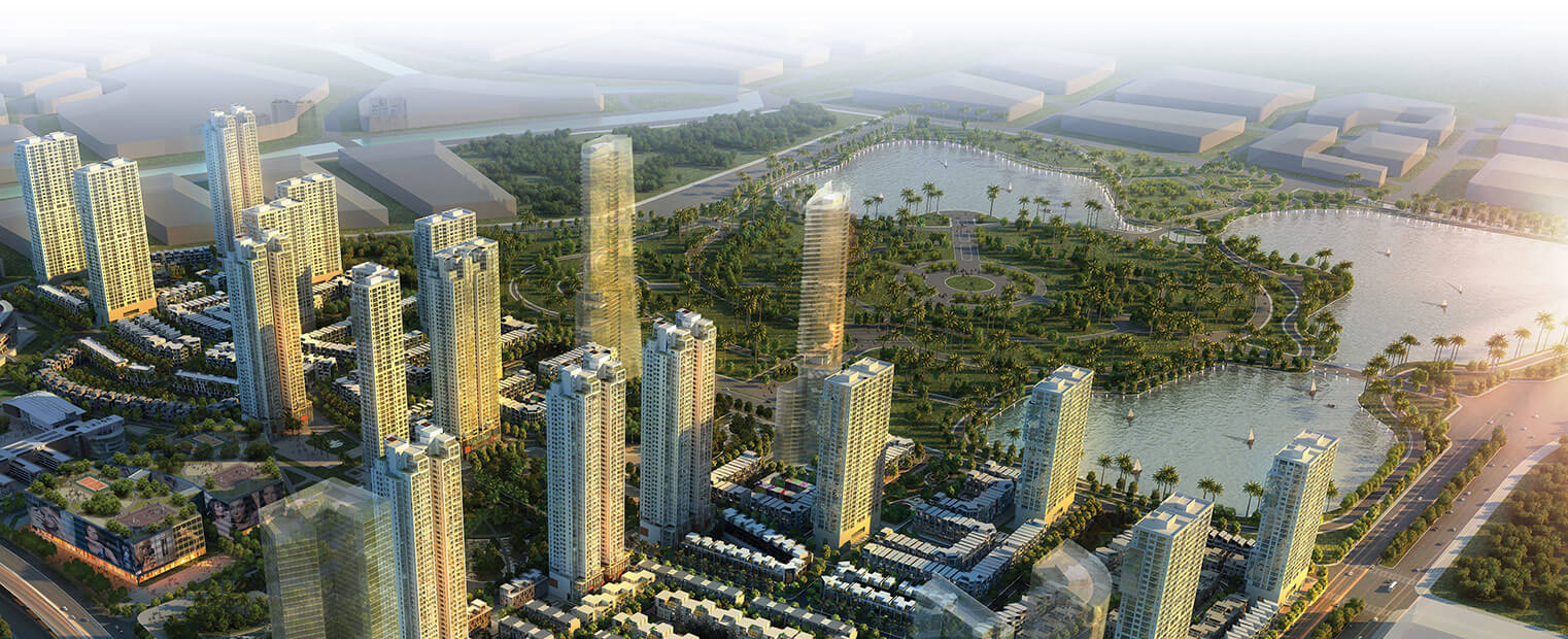 Chung cư Bitexco Nguyễn Xiển điểm nhấn cho kiến trúc cao tầng