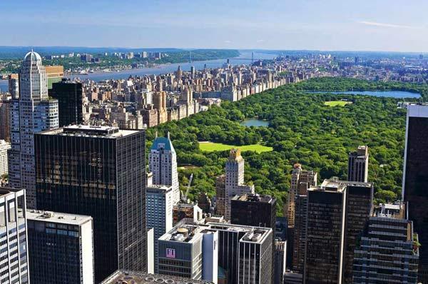 Công ty EE&K nổi tiếng quy hoạch Hạ Mahattan New York