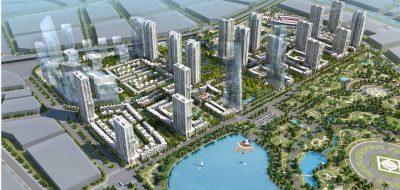 Dự án The Manor Central Park tập đoàn Bitexco đường Nguyễn Xiển