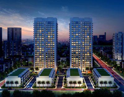 Chung cư Thống Nhất Complex 82 Nguyễn Tuân – Thông tin Dự án