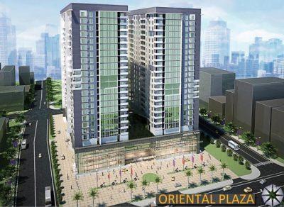 Chung cư 16 Láng Hạ Oriental Plaza: Vị Trí Kim Cương View hồ đắc địa