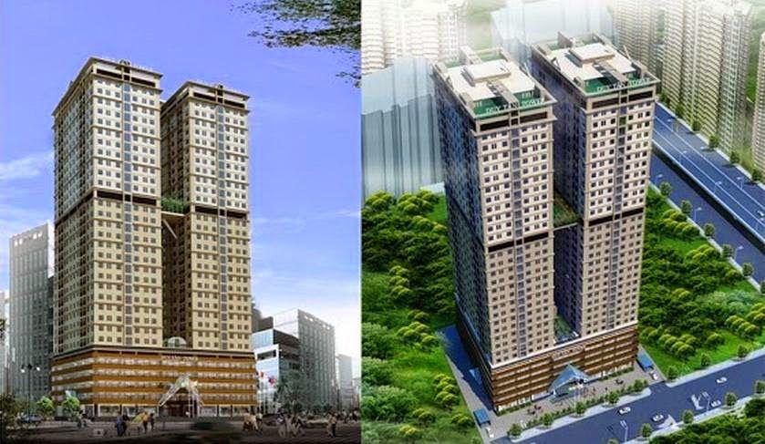 Dự án Chung cư 23 Duy Tân - Duy Tân Tower