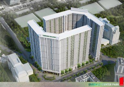 Chung cư Emerald Center Park CT8 Mỹ Đình: Sống xanh Nhà Việt
