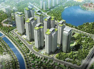 Chung cư Goldmark City 136 Hồ Tùng Mậu nhận nhà ngay