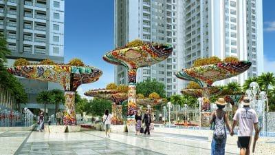 Chung cư Goldmark City 136 Hồ Tùng Mậu Bảng giá Đặc Biệt