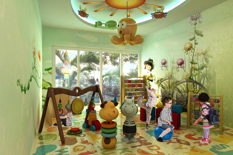 Chăm lo cho Thế hệ Tương lai là trách nhiệm của Tổ hợp Goldmark City 136 Hồ Tùng Mậu