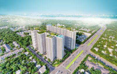 Chung cư Imperia Sky Garden Vườn Chân Mây cạnh Times City
