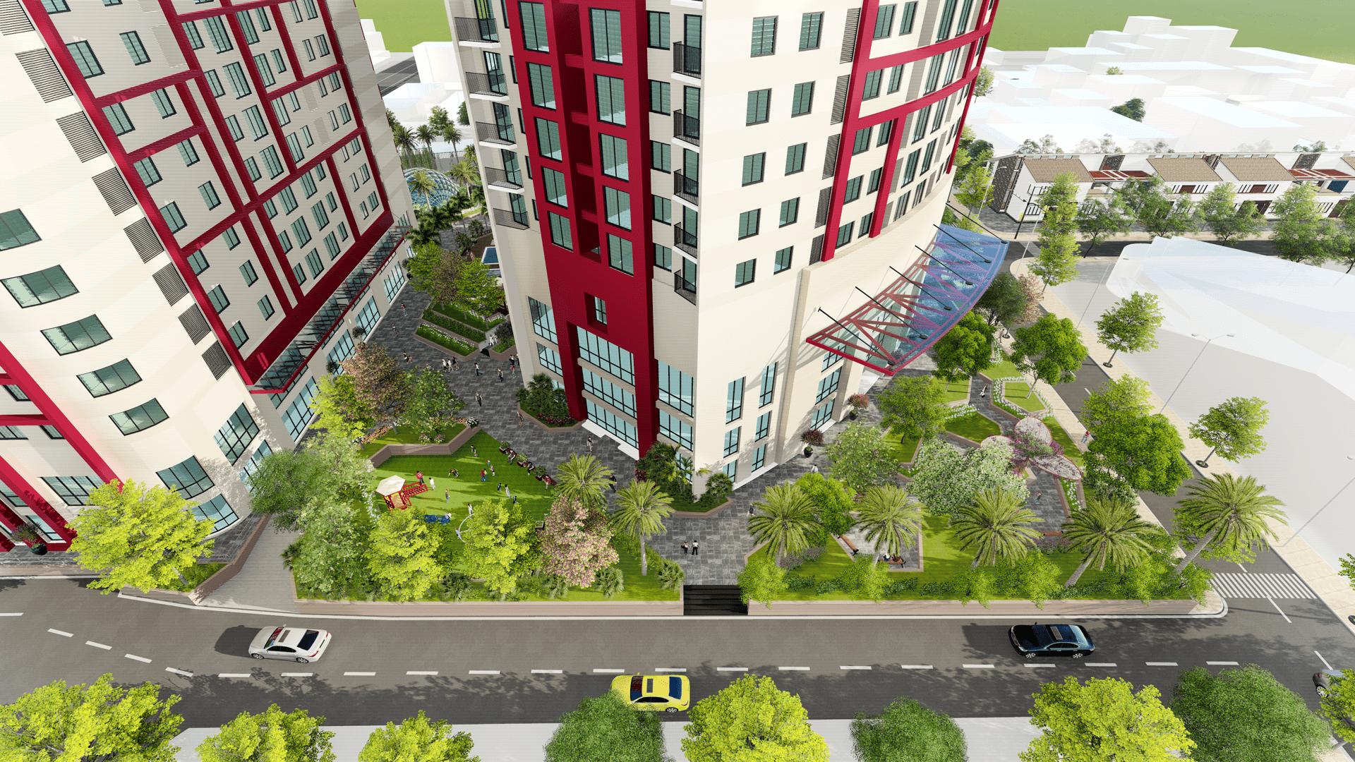 Chung cư 360 Giải Phóng Imperial Plaza