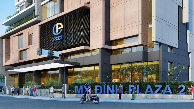 Dự án Mỹ Đình Plaza 2 của Chủ đầu tư PCC1