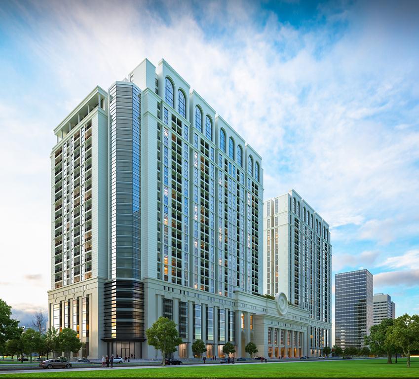 Khu căn hộ cao tầng Dự án Chung cư Roman Plaza Hải Phát