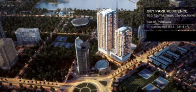 Dự án Chung cư Sky Park Residences Tôn Thất Thuyết