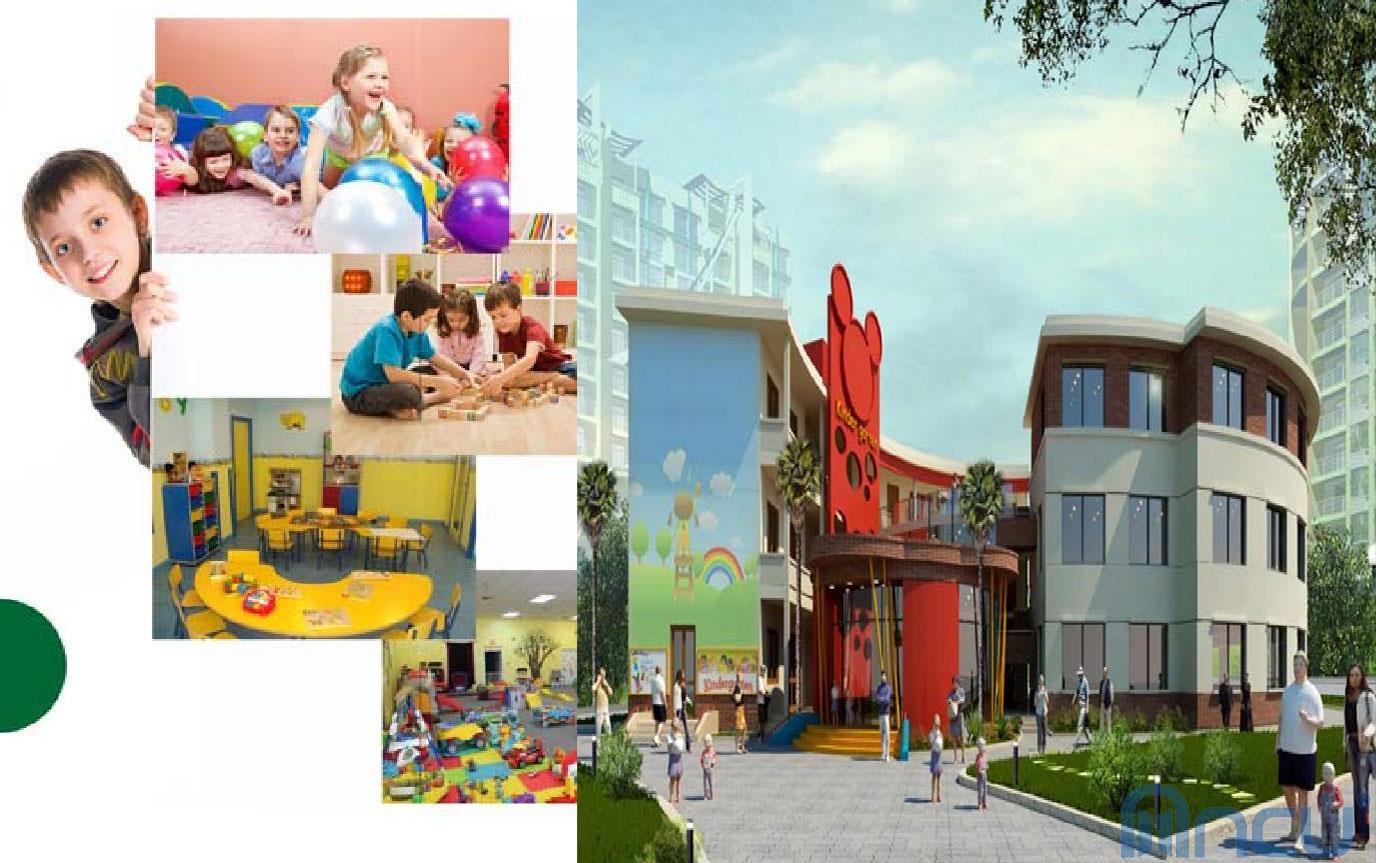 Hệ thống trường học Quốc tế đa cấp tại dự án chung cư Sky Park Residences Tôn Thất Thuyết