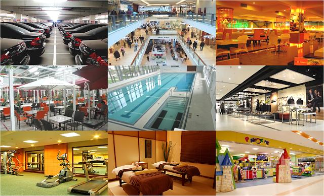 Trung tâm Thương Mại tại Chung cư Số 1 Trần Thủ Độ luôn sầm uất hoạt động mua sắm