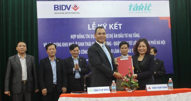 Ngân hàng BIDV đồng hành hỗ trợ lãi suất mua căn hộ Chung cư South Building Tasco Pháp Vân