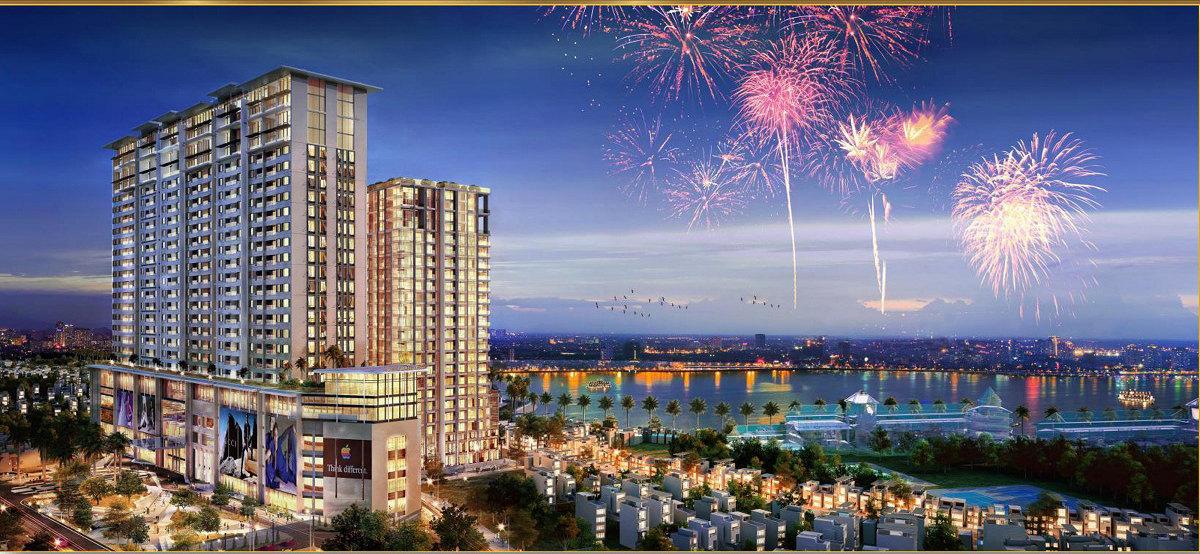 Phối cảnh dự án chung cư hạng sang Sun Grand City 69B Thụy Khuê