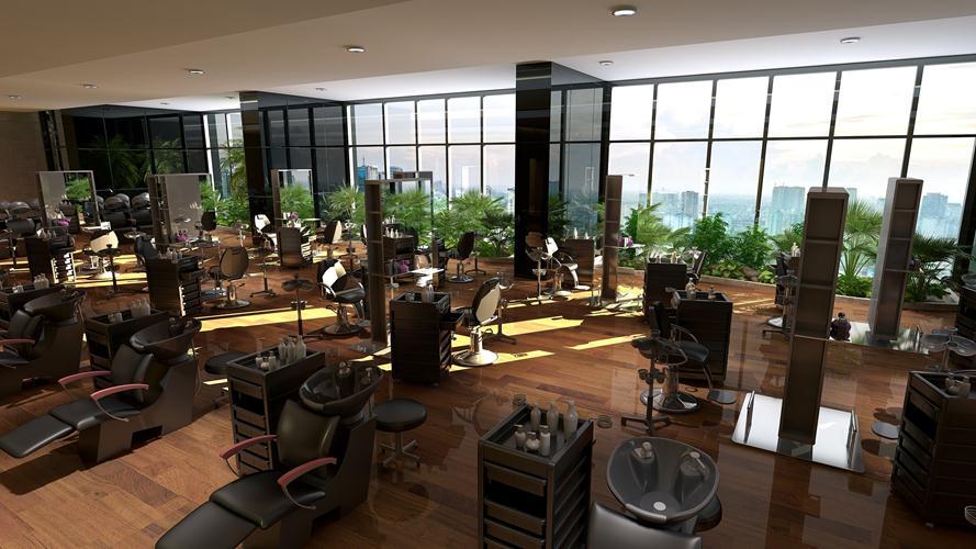 Tiện ích Spa chăm sóc sắc đẹp tại chung cư Sunshine Center Mai Trang Tower