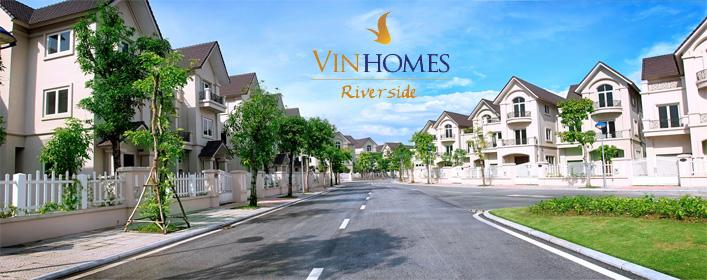 Dự án chung cư Valencia Garden thừa hưởng nhiều tiện ích, cảnh quan của Vinhomes Riverside