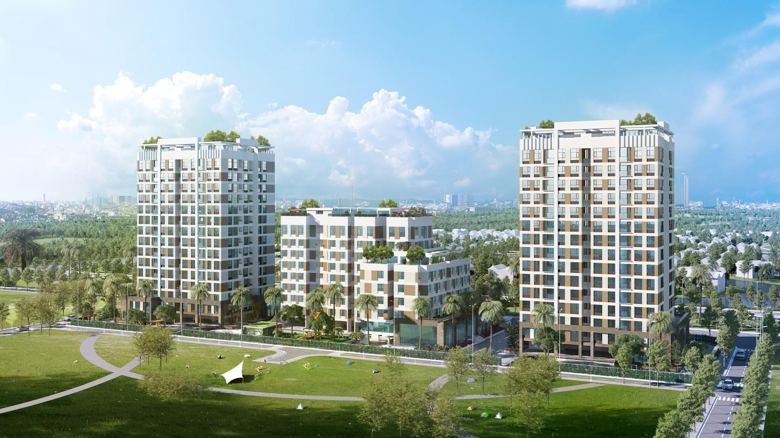 Dự án chung cư Valencia Garden Việt Hưng - Long Biên
