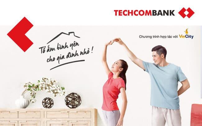 techcombank hỗ trợ mua nhà Dự án Vincity Sportia Tây Mỗ Đại Mỗ Hà Nội