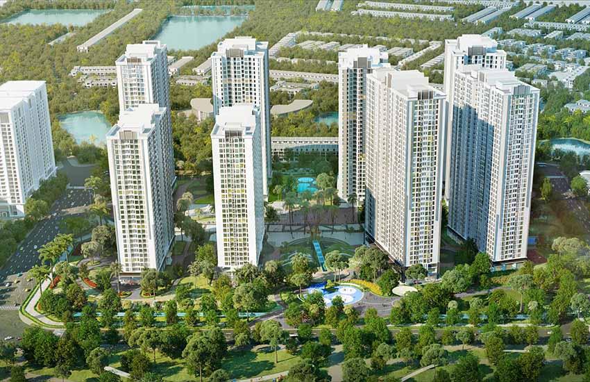 Dự án chung cư Vincity Hà Nội Tây Mỗ Đại Mỗ