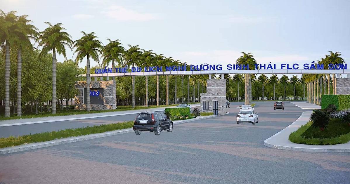 Tổ hợp siêu dự án FLC Sầm Sơn