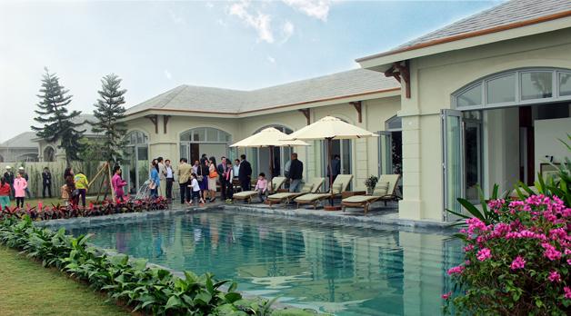 Biệt thự hướng biển đẳng cấp 5 sao dự án FLC Lux City Sầm Sơn