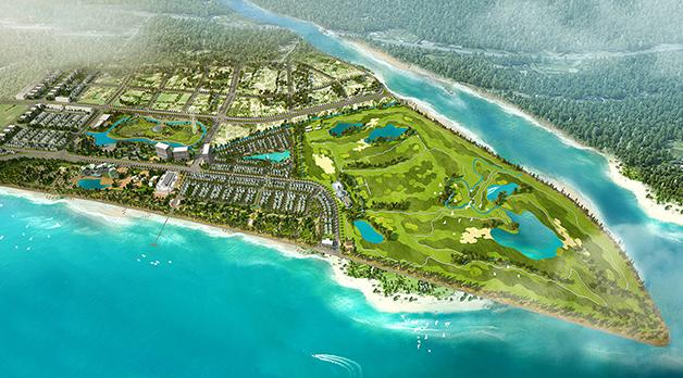 Tổng Thể Dự Án FLC Sầm Sơn Beach & Resort