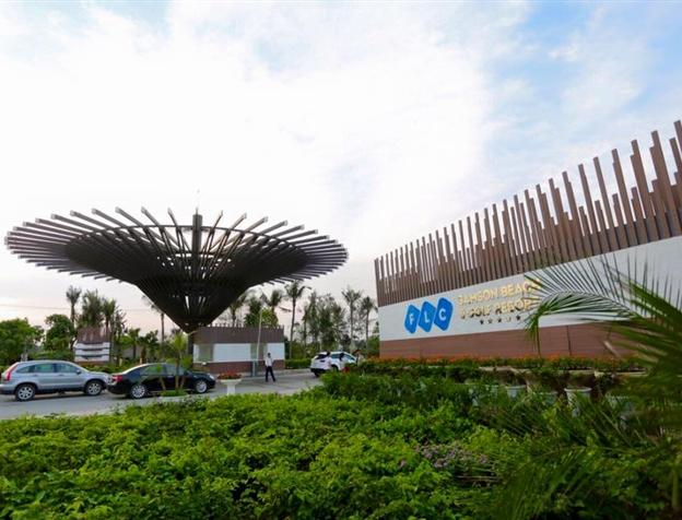 Đây là giai đoạn 2 của Tổ hợp siêu dự án FLC Sầm Sơn
