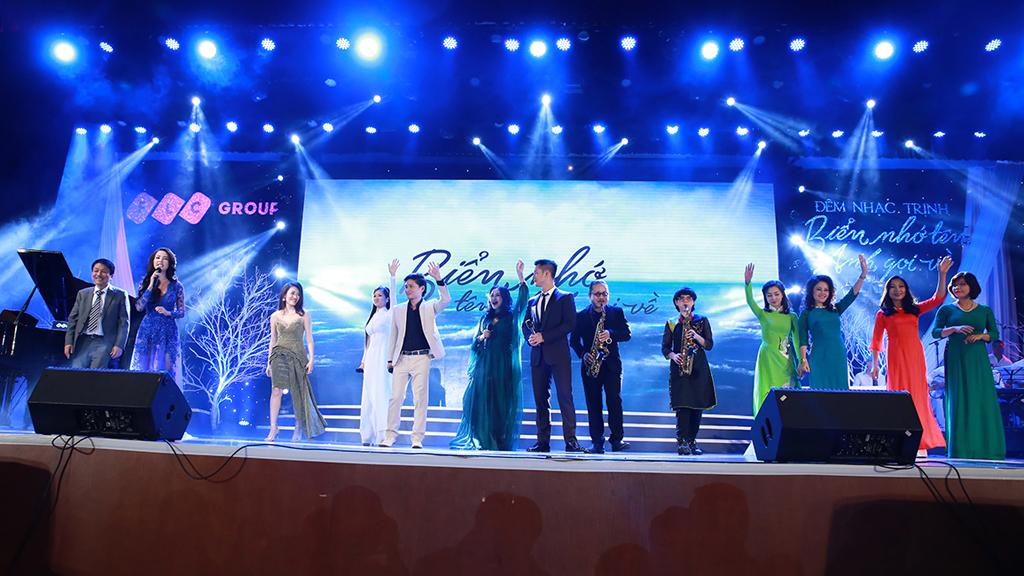 FLC Lux City Sầm Sơn là điểm hẹn Sự kiện Văn hóa nhiều màu sắc